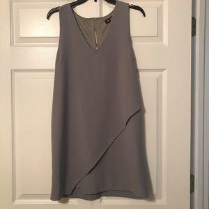 Gray Juniors Shift Dress Dee Elle Size M